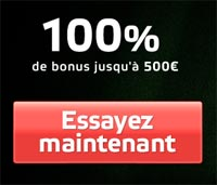 500 euros de bonus sur party poker